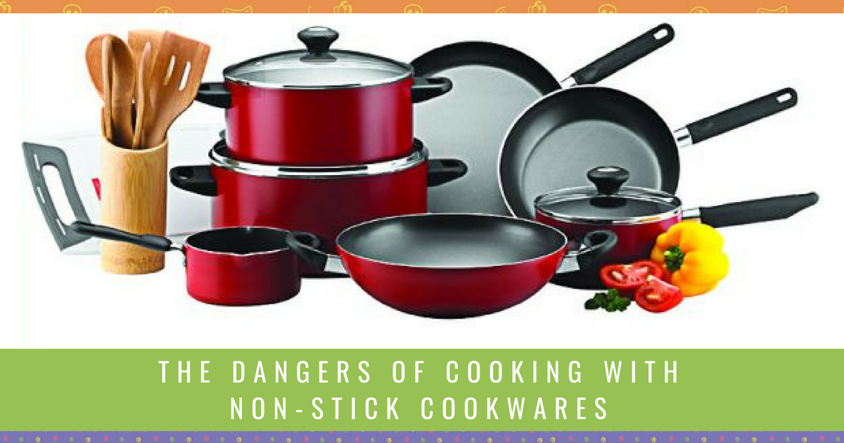 non-stick cookwares