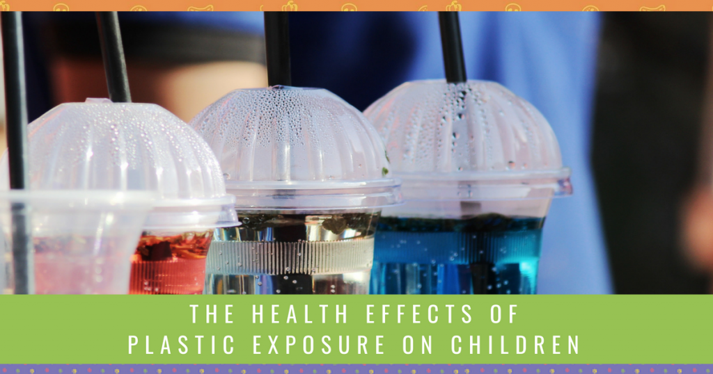 Health effects of plastic
